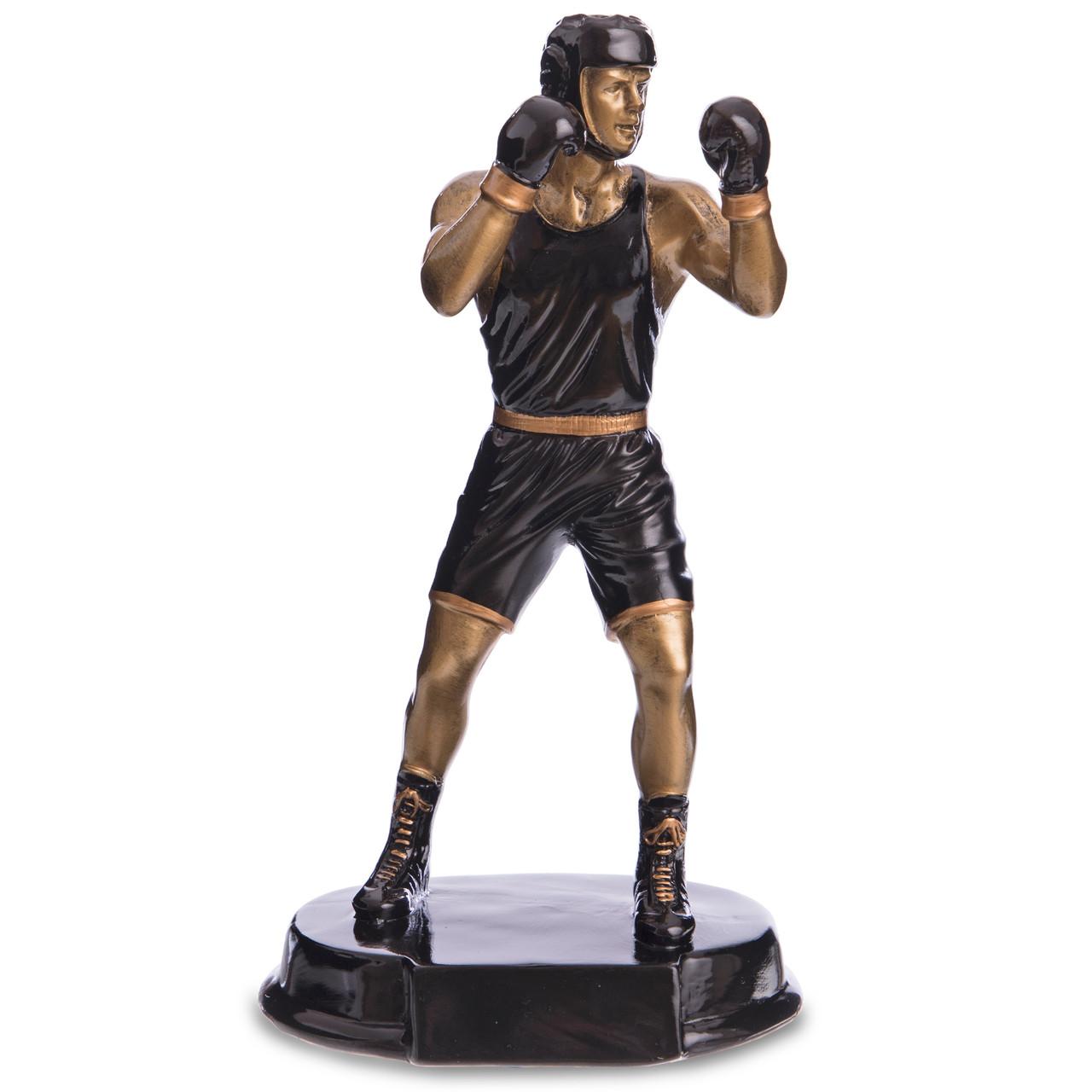 Статуетка нагородна спортивна Бокс Боксер SP Sport C-1761-A