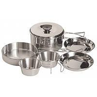Комплект посуды. Нержавеющая сталь
