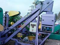Зернометатель ЗМ-60У самопередвижной