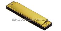 Maxtone Гармошка губная MAXTONE HAR4C GOLD