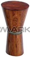 Maxtone Деревянный джембе барабан MAXTONE DJC08516