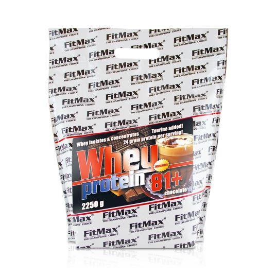 Купити протеїн В Whey Protein 81+, 2.25 кг Шоколад