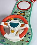 Кермо HE0623 для гри в автомобілі, фото 7