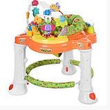 Ігровий центр-ходунки для дитини 63567 (1606070) з гральним столиком і звуковими ефектами (2 види), фото 2