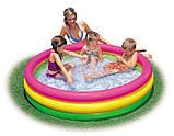 """Детский надувной бассейн """"Радуга"""" Intex 57422 (147*33 см), фото 3"""
