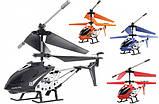 Вертолет на радиоуправлении 33008 гироскоп (Разные цвета), фото 4