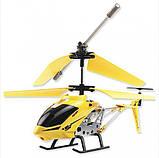 Вертолет на радиоуправлении 33008 гироскоп (Разные цвета), фото 6