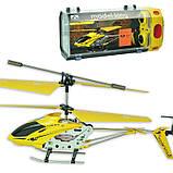 Вертолет на радиоуправлении 33008 гироскоп (Разные цвета), фото 8