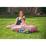 Детский надувной бассейн Intex 57101 «Тачки» (85*85*23 см), фото 4