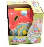 """Развивающая игрушка """"Чудо - Домик"""" сортер M 0001 U/R со звуковыми эффектами, фото 2"""