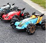 Дрифтовая гоночная машинка Z 109 S, с холодным паром, звуком и светом, вращается на 360 градусов (3 цвета), фото 5
