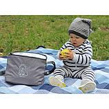 Термосумка дитяча для пляшечок Baby Breeze 0346 червона, фото 5