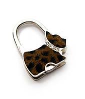 Вешалка для женской сумочки Собачка Замок
