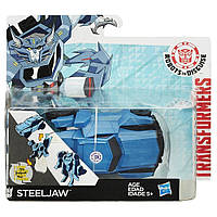 "Стилджо ""Роботы под прикрытием"" - Steeljaw, RID,1-Step, Hasbro, фото 1"