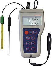 РН/ОВП-метр ADWA AD132 (РН от -2,00 до 16,00; РН ± 0.01 pH), АТС, МТС, Память 500, Принтер