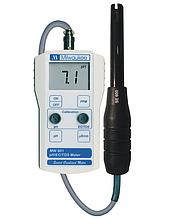 Комбинированный  pH/EC/TDS-METR  MW801  Milwaukee ,США