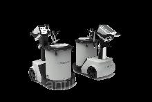 Електростатична установка STRONG 3000 Elite / 2019 з баком флюїдизації