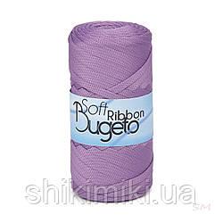 Плоский полиэфирный шнур Bugeto Soft Ribbon, цвет лавандин
