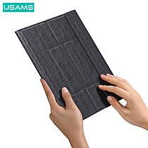 """Чехол-клавиатура с тачпадом для iPad Pro 9.7"""" USAMS Smart Touch Control Keyboard BT5.1, 350Hours, фото 3"""