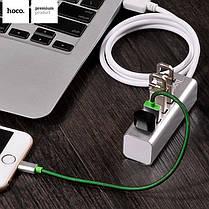HUB адаптер Hoco USB Line machine HB1 |4USB| переходник хаб, фото 2