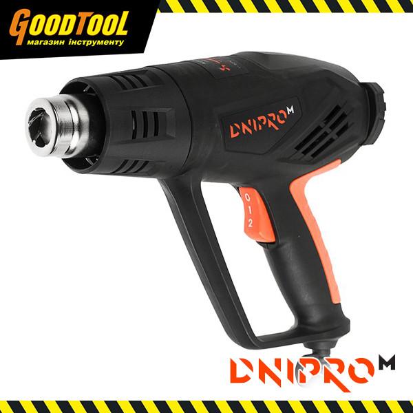 Фен промисловий Dnipro-M GH-203