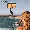 Монопод штатив трипод с функцией стабилизатора для телефона селфи палка HOCO K14, фото 4
