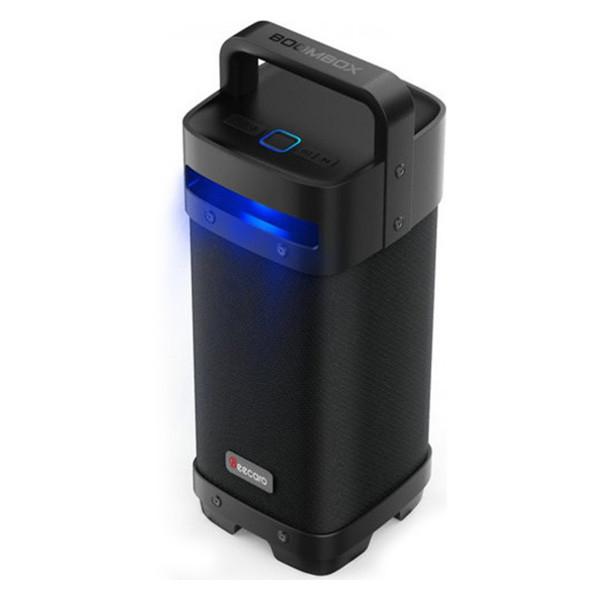 Беспроводная портативная Bluetooth колонка Beecaro GF801 8W*2/25W радио бумбокс Speaker USB 4400mA