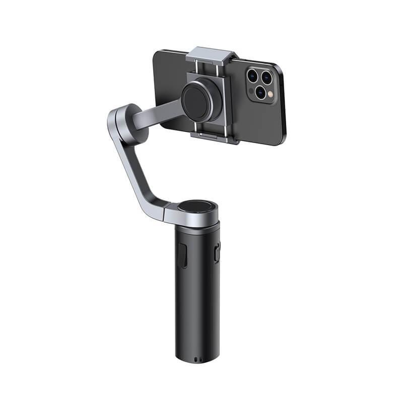 Стабілізатор ручної стедікам 3-х осьовий для телефону BASEUS Control Smartphone Handheld Folding Gimbal