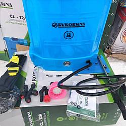 Обприскувач садовий акумуляторний Буковина CL-12A (12л)