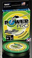 Плетенка Power Pro 100м d 0.10мм зеленая
