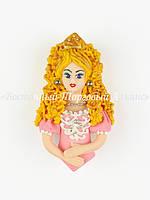 Фигурки из мастики - Кукла для торта