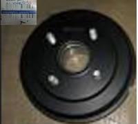 Барабан тормозной задний с АБС на 1 подшипник  CK2 1014014174