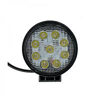 Фара светодиодная Cyclon WL-208 SLIM 27W EP9 FL