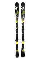 Лыжи горные Fischer Progresor F17 150 Black Б / У