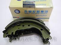 Колодки тормозные задние  с АБС 1403060180