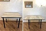Стол кухонный Ажур 2в1, фото 2