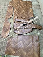 Автомобильный линолеум с чехлом в салон ВАЗ 2101 2102 2103 2104 2105 2106 2107