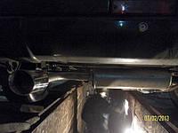Глушитель Ниссан Х-траил Nissan X-Trail, фото 1
