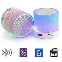 Bluetooth колонка с подсветкой A09