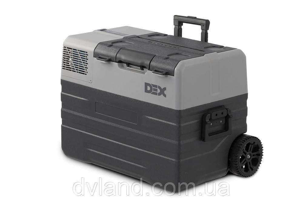 Автохолодильник-морозильник DEX ENX-52B 52л Компрессорный с аккумулятором