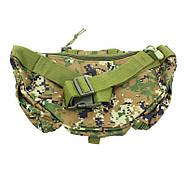 Сумка тактична на пояс AOKALI Outdoor D05 6L Camouflage Green (5369-16935a), фото 3