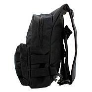 Рюкзак тактичний на одне плече AOKALI Outdoor A14 20L Black (5368-16999a), фото 3