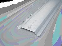 Омега профиль оцинкованный (Профиль вертикальный промежуточный основной ФПО, фасадный профиль)