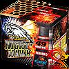Фейерверк Night Hawk FC3049-3, количество выстрелов: 49, калибр: 30 мм