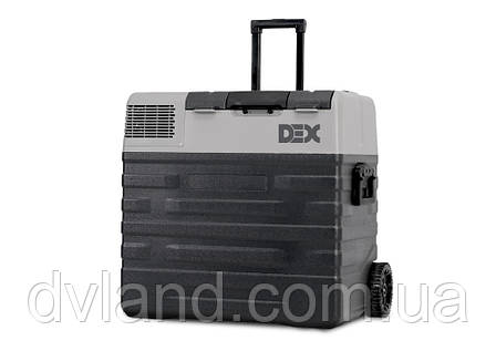 Автохолодильник-морозильник DEX ENX-62 62л Компрессорный, фото 2