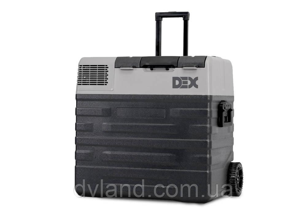 Автохолодильник-морозильник DEX ENX-62B 62л Компрессорный с аккумулятором