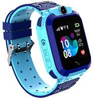 Smart Watch TD-27 Kids IP67 GPS/WiFi/камера blue Гарантия 1 месяц, фото 1