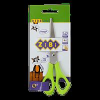 Ножиці дитячі для лівші 142 мм, салатові, KIDS Line ZB.5002-15