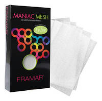 91025 Maniac Mesh Framar Багаторазові меш-пластини для фарбування пасом