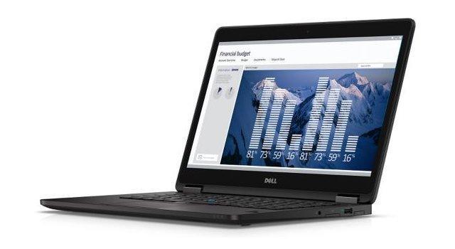 "Ноутбук БУ Dell Latitude E7470 14"" HD i5-6300U 8Gb SSD180Gb"